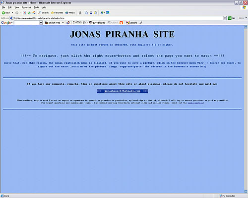 My site: July 2002 - September 2002